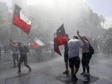 RABIA Miedos, abusos y desórdenes en el oasis chileno.