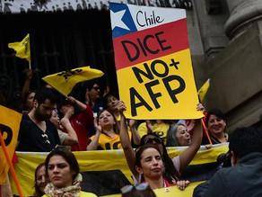Coordinadora NO+AFP: «el fin de las AFP es cuestión de tiempo»