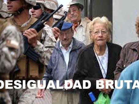 Igualdad entre civiles y FF.AA.: el 81% de los chilenos pide solo un sistema de pensiones