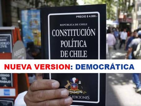 """Nueva Constitución: """"Apruebo"""" logra apoyo más alto en seis meses según Pulso Ciudadano"""