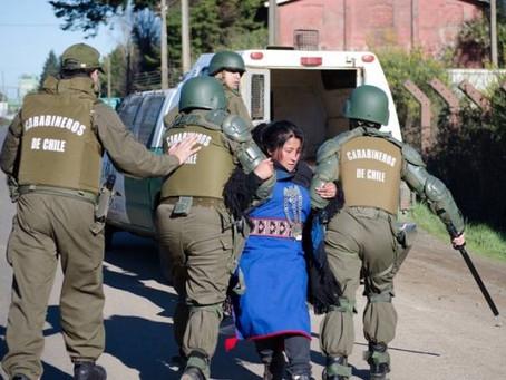 Piñera: Más represión al Pueblo Mapuche