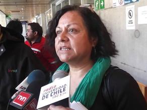 Historias: Abogada chilena de DDHH fue retenida en aeropuerto de París