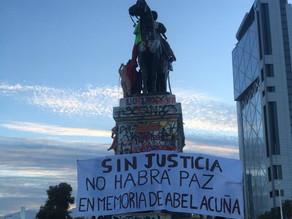 DECLARACIÓN DE UNIDAD SOCIAL DE RECHAZO AL ACUERDO DE PAZ Y NUEVA CONSTITUCIÓN