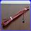 Thumbnail: Flag Pole Kit W/22 Foot Fiberglass Telescopic Flag and Ladder Mount