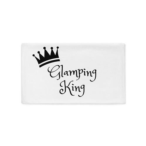 Glamping King Pillow Case