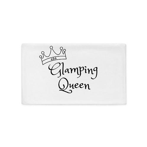 Glamping Queen Pillow Case