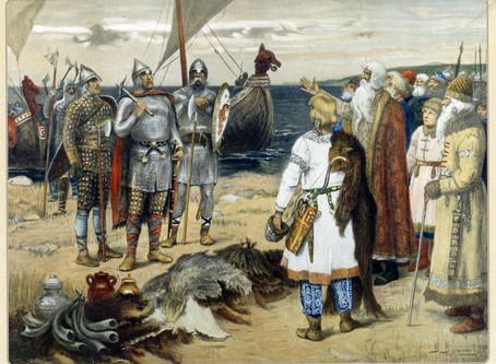 Известные и неизвестные факты о первом древнерусском князе Рюрике
