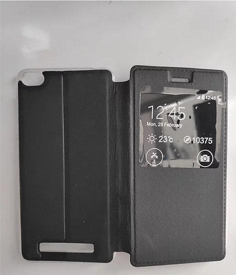 Redmi 4A Flip Case