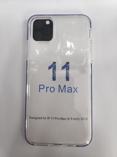 iphone 11 Pro Max Transparent Case.