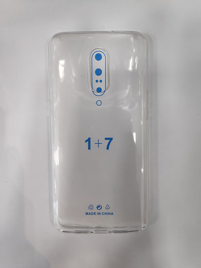 OnePlus 7 Transparent Case.