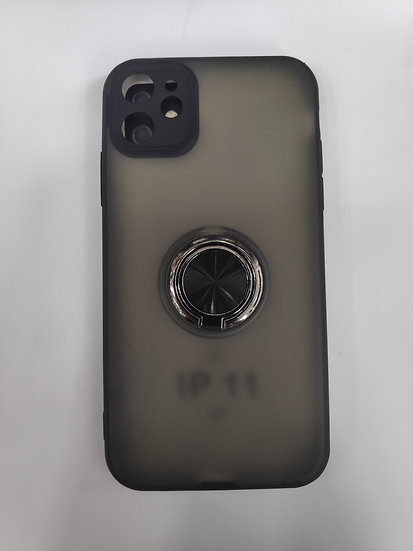 iphone 11 Plain Case With Ring.