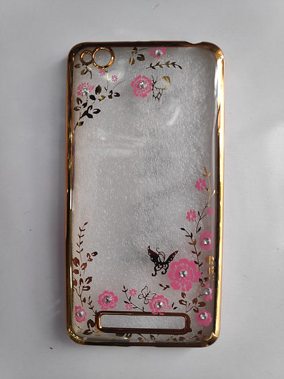 Redmi 4X plain case.