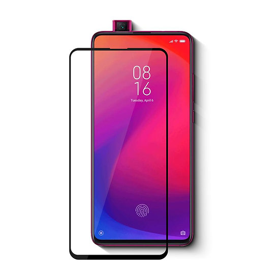 Mi 9T Pro/K20 Pro Black 5D Tempered Glass (Full Glue)