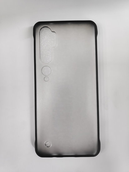 MI Note 10 / Note 10 pro Transparent Hard Case.