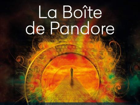 Le livre : La boite de pandore