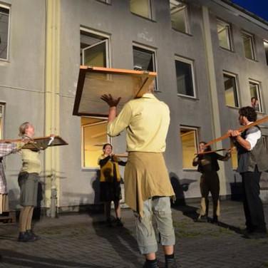 תיאטרון האוצר האחרון מציג - אקסודוס, גורלה של ספינת פליטים יהודיים