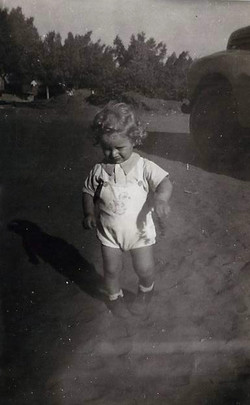 יוני 1949 יום ראשון של דני בקבוץ שפיים