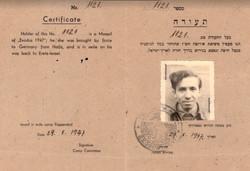 מרדכי רוזמן - פפנדורף