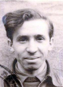צילום מתעודת המעפיל של מרדכי רוזמן - פפנדורף