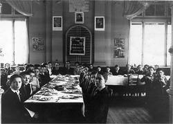 חדר האוכל של המוסד בלינדנפלס