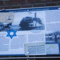 לוח הזיכרון במחנה אמדן נקבע ב-8 ספטמבר 2016