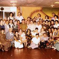 משתתפי כנס ה-30 לעליה על האקסודוס של ילדי לינדנפלס יולי 1977