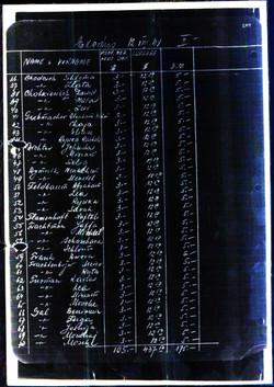 צבי מלי ודוד חטקביץ ברשימת  אקסודוס בשורות  38-40  - בגרמניה