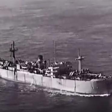 אניות הגרוש בתעלת למנש