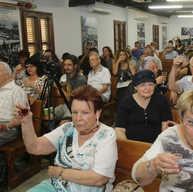 סדר יציאת אירופה כמסורת בלוח השנה של מעפילי האקסודוס התקיים ב-18 יולי 2016