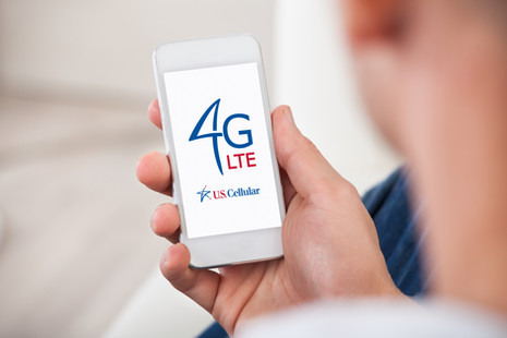 4G LTE Logo Design