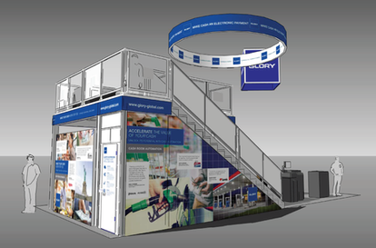 NRF 2020 Booth Graphics