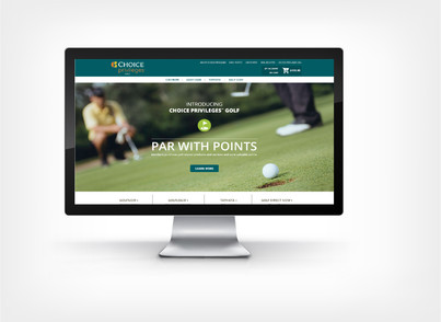Choice Website Concept