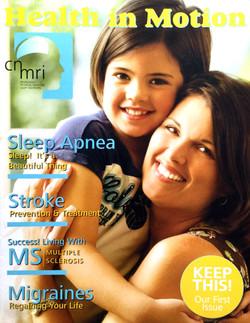 MRI Center magazine cover