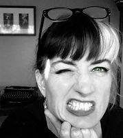 poet, copywriter, editor, Rebecca Kinzie Bastian