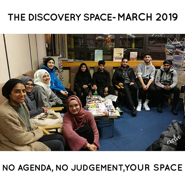 March's discovery space was amazing! Rea