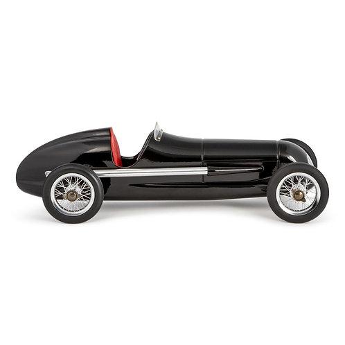 "Silberpfeil Black, Red Seat - (Length 12.2"")"