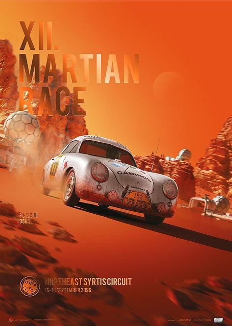 Porsche 356 SL - Future - XII. Martian Race - 2096 | Collector's Edition
