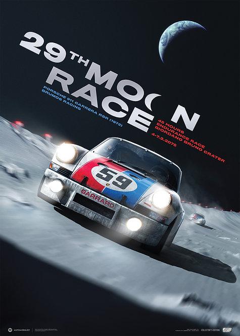 Porsche 911 Carrera RSR - Future - 29th Moon Race - 2078   Collector's Edition