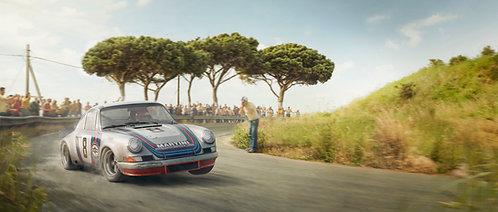 Racing Sport Redefined - Artwork