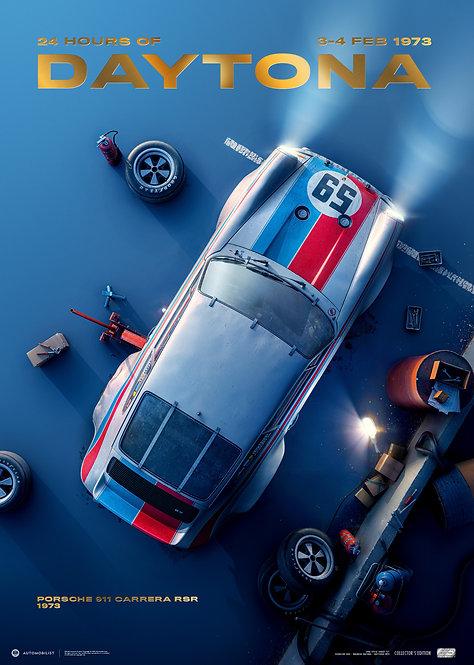 Porsche 911 Carrera RSR - Past - Daytona - 1973 | Collector's Edition