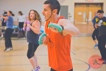 Cardio Kickboxing Harrisburg PA