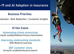 Covid-19 will Increase AI Adoption in Insurance