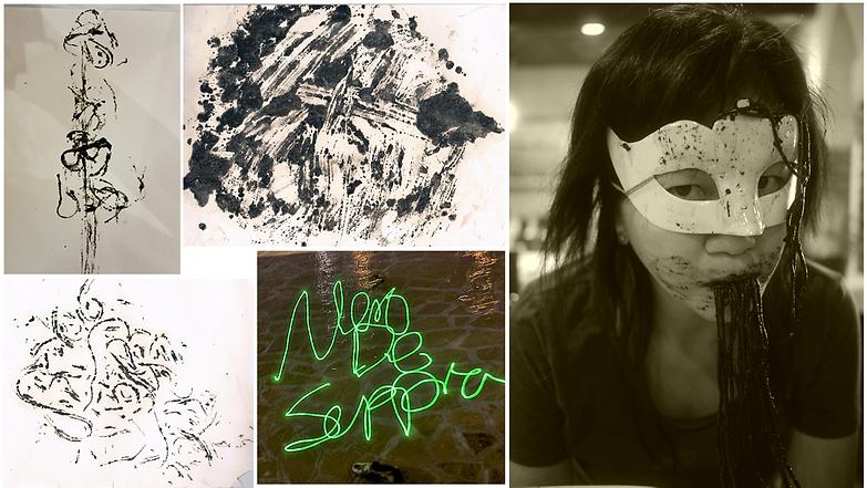 Nero De Sepia, 2016, Performance Art & M