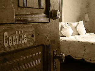 Miss Cecila's Room by Travel Photographer Doug Matthews