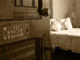 Miss Cecila's Room by Travel Photographer Doug Matthews