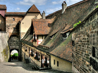 Nuremburg Castle by Travel Photographer Doug Matthews