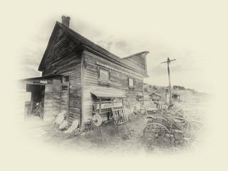 Old Bank by Travel Photographer Doug Matthews