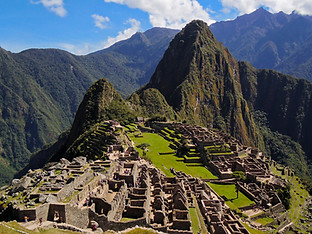 Machu Picchu by Travel Photographer Doug Matthews