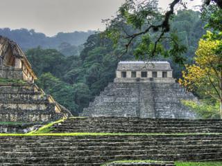Palenque by Travel Photographer Doug Matthews
