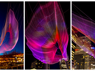 Aerial Sculpture Photo by Travel Photographer Coud Matthews